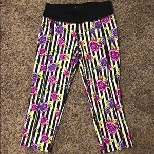 Workout pants - Betsey Johnson